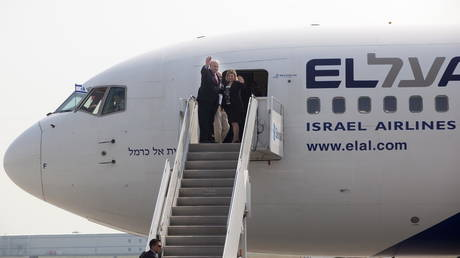 Israeli PM Netanyahu stranded in Warsaw as his plane gets damaged just ahead of take-off