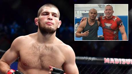 'Khabib wants this fight': Nurmagomedov's manager hints at Georges St-Pierre bout in Instagram post