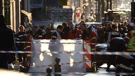 Man shot by police after stabbing several people in Marseille