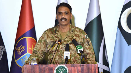Pakistan 'does not want war' with India - military spokesman
