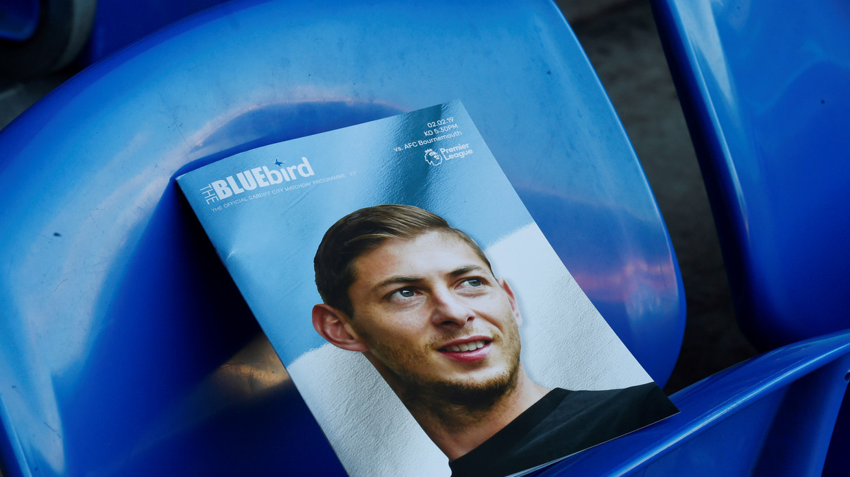 Substantial wreckage' of Sala's plane has been located at