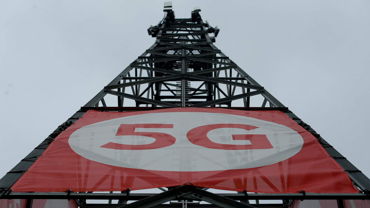 A global catastrophe': Radiation activist warns that 5G