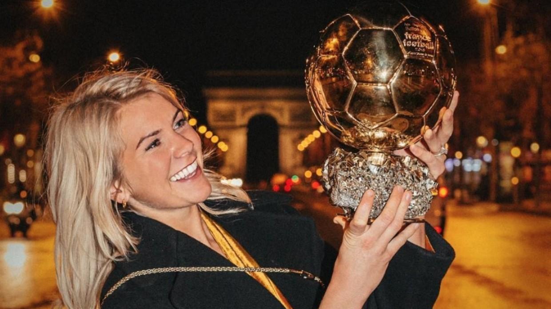 Ballon D Or Winner Ada Hegerberg Won T Play At Women S World Cup