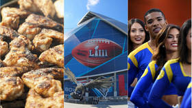 1 billion chicken wings, $100K tickets & male cheerleaders: An alternative look at Super Bowl LIII