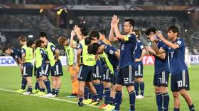 Bowing out with class: Japan suffer Asian Cup heartache, but still leave changing room SPOTLESS