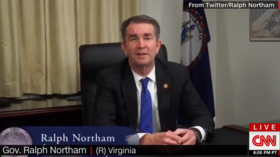'R' is for... Democrat? CNN labels Virginia governor 'Republican' in segment on KKK photo