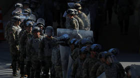 Pentagon to send 3,750 troops to border with Mexico