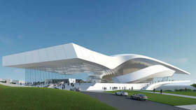 Stunning cultural center to rise in Russia's Black Sea city of Sevastopol