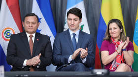 Russian and alternative media denied access to Venezuela meeting in Canada