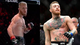 Mini McGregor: Conor clone turns heads with flashy performance in Germany (VIDEO)