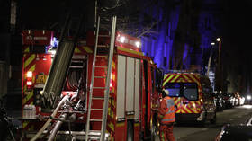 Arson suspected as 10 killed, over 30 injured in Paris residential building fire (PHOTOS, VIDEOS)