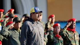 'I don't want to be a traitor' – Maduro defies US pressure on Venezuela