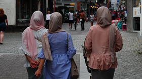 Twitter up in arms after ex-Austrian MP says that girls wear headscarves to avoid migrant assaults