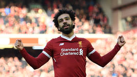 Beardless wonder: Mo Salah shaves his beard, and the internet is in shock