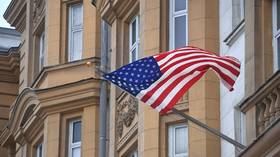 Lack of interest: US shuts down American citizenship office in Moscow