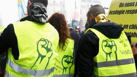 Can a Yellow Vest leader declare himself president? French MP denounces recognition of Guaido