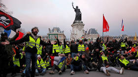 France recalling ambassador from Rome after Italy's deputy PM meets Yellow Vest leaders