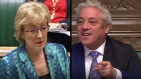 Leadsom v Bercow: Commons leader accuses speaker of 'muddying the waters' over Brexit motion