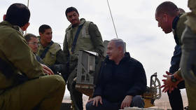 Israel's interim Defense Minister Netanyahu banned from posing with IDF troops ahead of elections
