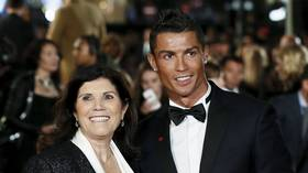 'She wasn't there to play cards': Cristiano Ronaldo's mother speaks out over rape claims