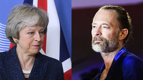 Brexit is like 'early days of third reich,' Radiohead frontman Thom Yorke says