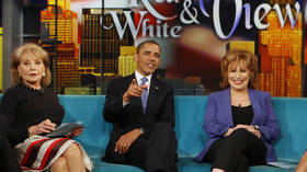 'The View' host under fire for blackface costume (VIDEO)