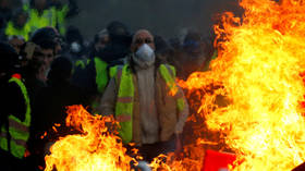 'Macron unleashed violence against Yellow Vests, each casualty is on him' - French author & academic