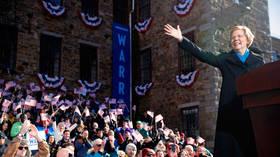 Elizabeth Warren officially launches her 2020 presidential bid