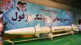 Iran showcases massive UNDERGROUND missile factory, with new rockets & warheads galore (VIDEOS)