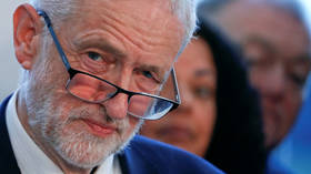 Social media users mock Mail on Sunday's article calling Corbyn a 'dangerous hero'