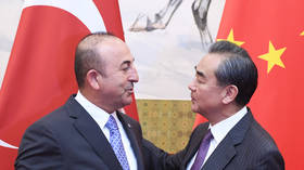 China rejects Turkey's 'baseless' criticism over Uighur Muslims & claims of famed poet's death