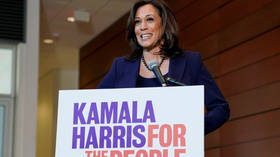 'I did inhale!' Kamala Harris pulls a giggly U-turn on pot legalization
