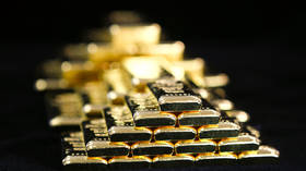 Gold hits 10-month high amid hopes for successful outcome of US-China talks