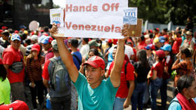 US 'lost all sense of shame' in handling Venezuelan crisis – Lavrov