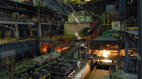 Man & woman BURNED ALIVE as liquid metal spills at Russian iron & steel plant