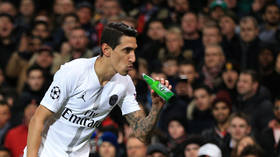 'He turned Old Trafford into his beer garden!' - Fans react over Di Maria's 'last laugh' in PSG win