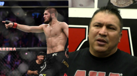 'McGregor called his dad a terrorist, what did you expect?' Khabib's coach on UFC 229 brawl (VIDEO)