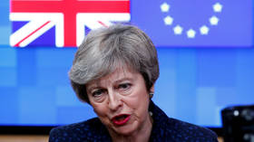 'Explains a lot': Theresa May eats moldy jam to pinch pennies, eliciting Brexit comparisons