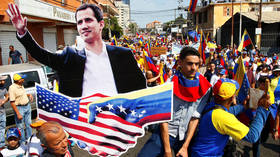 US is openly pushing Venezuela's army into a coup - Russian FM