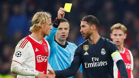 UEFA open investigation after Sergio Ramos admits to deliberately picking up UCL yellow card