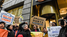 Amaz-off: Online retail giant Amazon cancels New York HQ plans after massive backlash