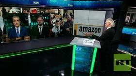 Buyer's remorse: Bezos balks, India's internet, & iron spikes