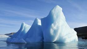 Free spirits: Mysterious iceberg water heist from Canadian vodka company baffles firm