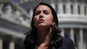 Tulsi Gabbard presents bill to stop Trump from pulling out of INF treaty