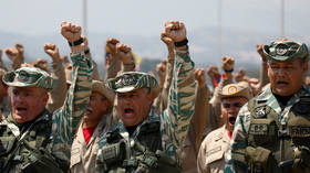 Maduro wants troops at border with Colombia against US 'provocation'