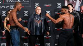 Battle of Britain: Michael 'Venom' Page and Paul 'Semtex' Daley ready for war at Bellator 216