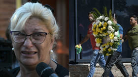 Tearful family and friends gather for footballer Sala's wake and funeral (PHOTOS)
