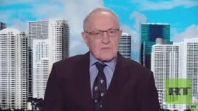 """""""Out"""" law? Ft. Alan Dershowitz, emeritus professor at Harvard Law School"""