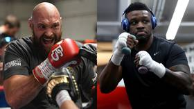 'I put him down 7 times!' Tyson Fury mocks Anthony Joshua's opponent Jarrell Miller