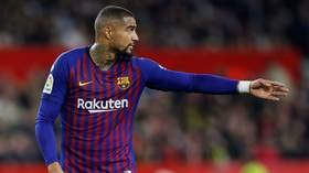 Boateng burgled: Barcelona star 'robbed of up to $450K worth of cash & jewelry' in matchday raid